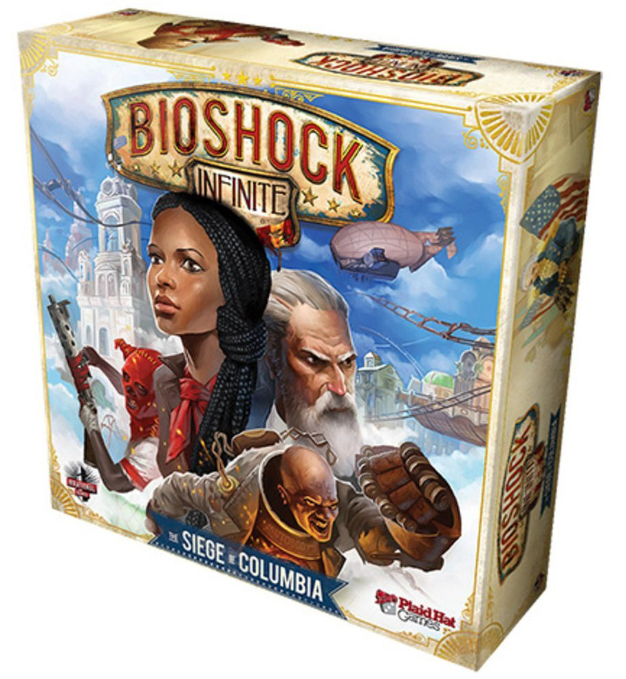 Bioshock Infinite: The Siege of Columbia Where Tactical Strategy Wins Every Night