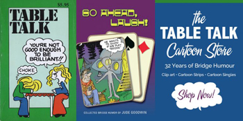 Buy Bridge and Card Player Cartoons