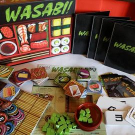 Wasabi Board Game - Gifts for Card Players