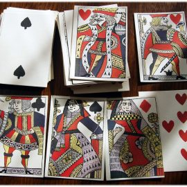 Reproduction Vintage and Classic Playing Cards