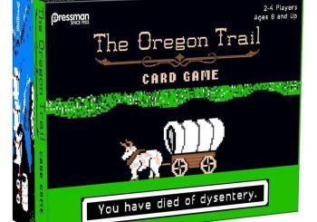 Oregon Trail Card Game