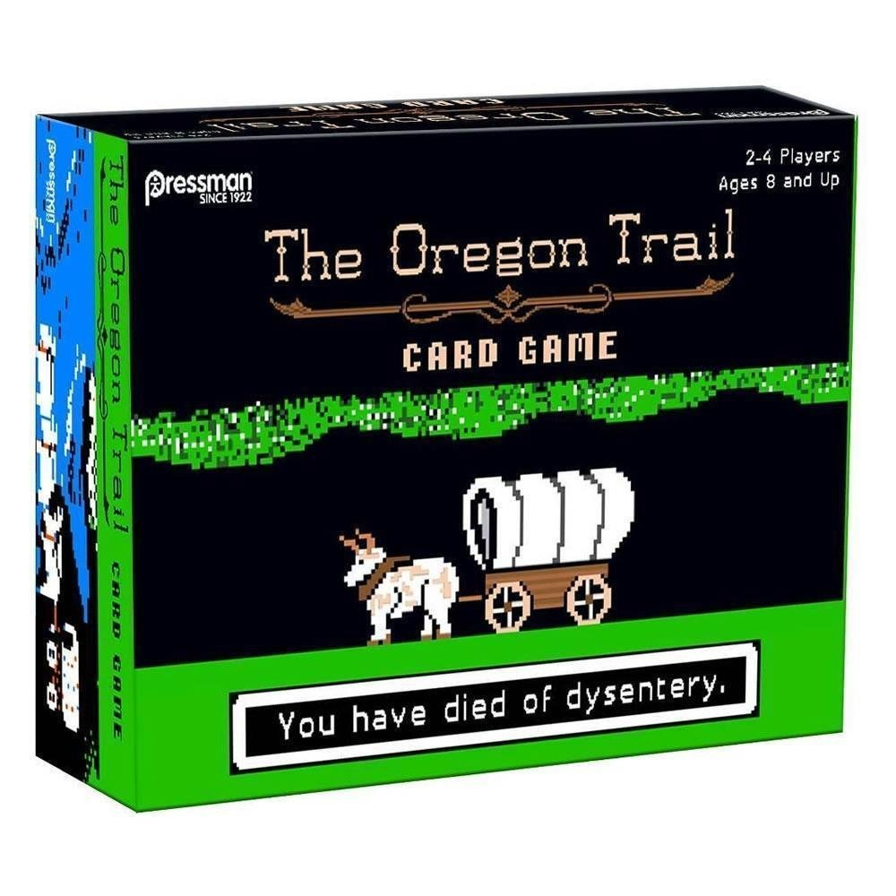 Oregon Trail – Card Game Review