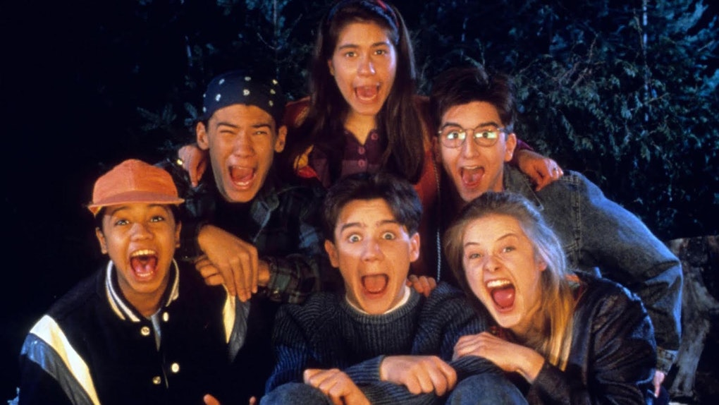 Relive Your Childhood Fears with Are You Afraid of the Dark