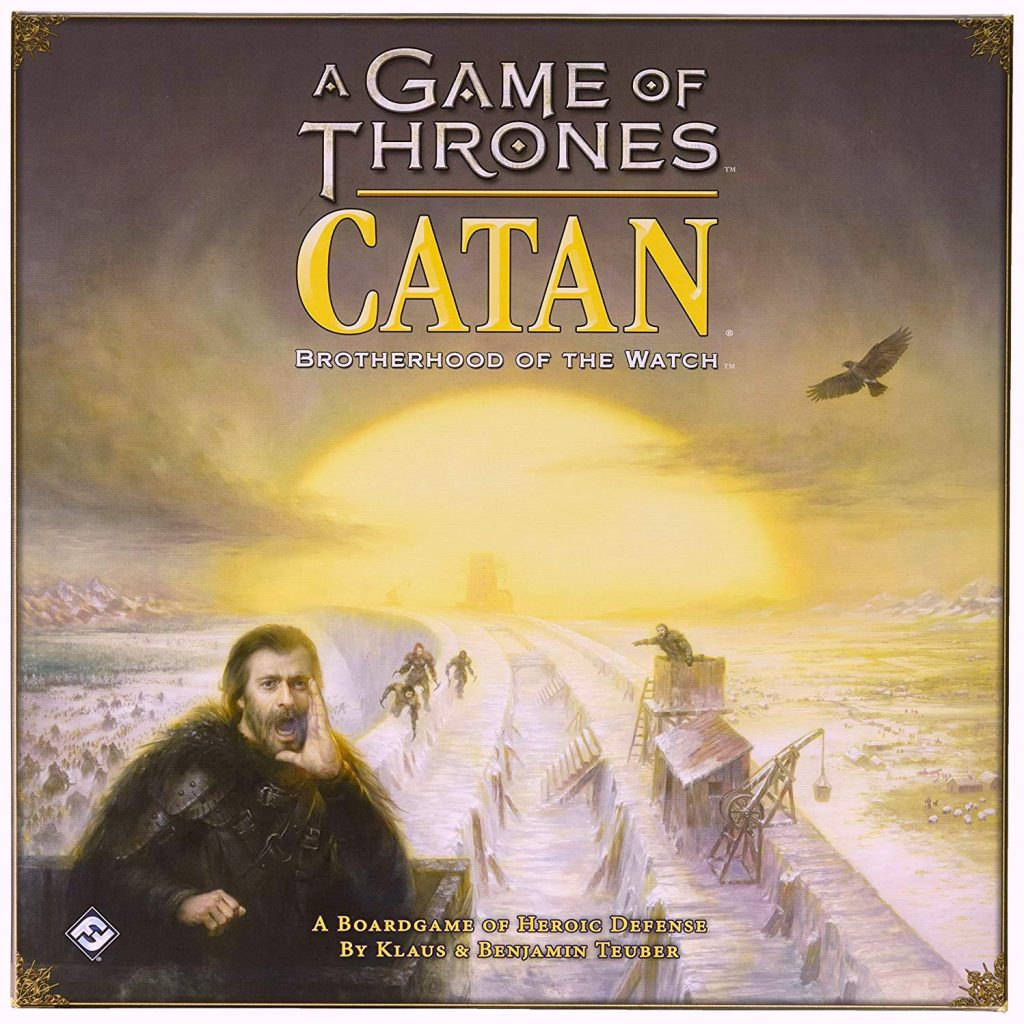 Can't Stop Playing Catan!