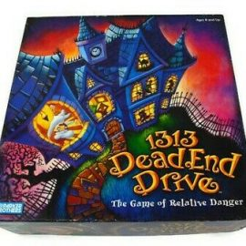 1313 Dead End Drive Board Game Review - Gifts for Card Players