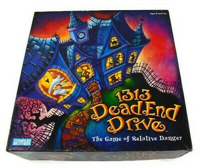 Going Down Memory Lane With 1313 Dead End Drive