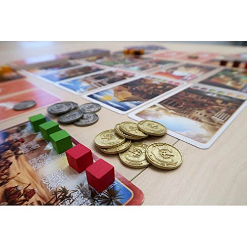 Building Your Own Spice Trade Route with Century: Spice Road