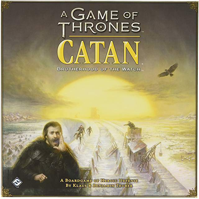 Board Game Catan Trade Build Settle