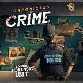 Chronicles of Crime Board Game - Gifts for Card Players