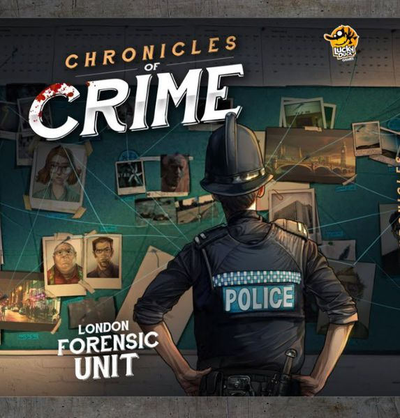 Brush Up on Your Detective Skills And Solve the Chronicles of Crime