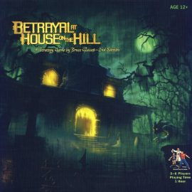 Betrayal at House on the Hill - Gifts for Card Players