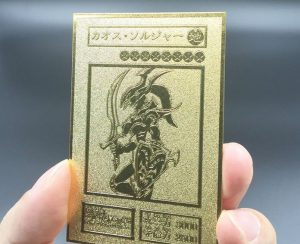 Yu-Gi-Oh! Exploring the Stainless Steel Card