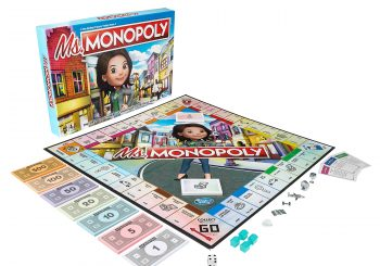Ms. Monopoly - Gifts for Card Players