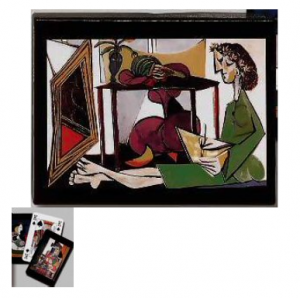 Picasso Card Set - Gifts for Card Players