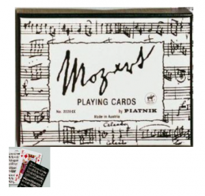 Mozart Card Set - Gifts for Mystics