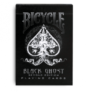Black Ghost Bicycle Cards - Gifts for Card Players