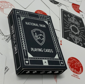 National Park Playing Cards - Gifts for Card Players