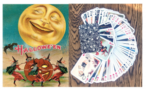 Halloween Cards - Gifts for Card Players