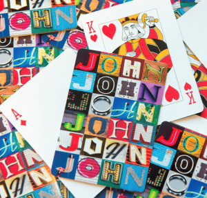 Custom Playing Cards - Gifts for Card Players