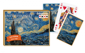 Starry Night Box Set - Gifts for Card Players