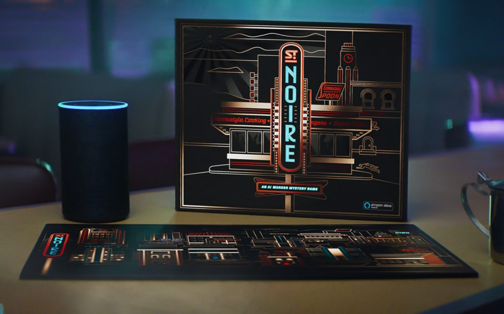 So What's the AI-Powered Board Game St. Noire All About?