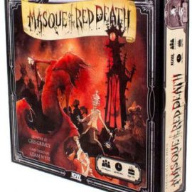 Masque of the Red Death - Gifts for Card Players