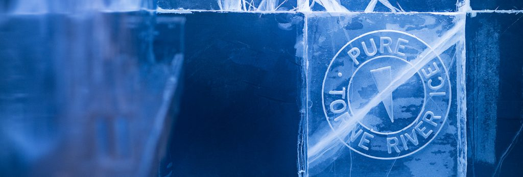 "The Ice Hotel's ""Playing Card Room"""