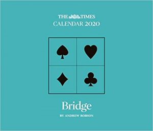 2020 Times Bridge Calendar
