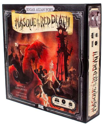 IDW Games Masque of Red Death