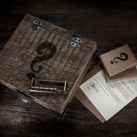 JJ Abrams Puzzle Box - Gifts or Card Players