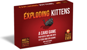 Exploding Kittens A Card Game