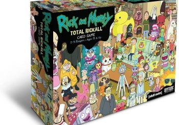 Rick and Morty: Total Rickall - Gifts for Card Players