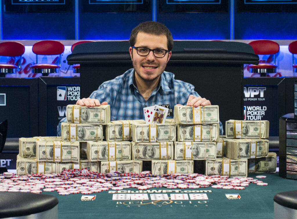 The 8 most famous poker players in the world