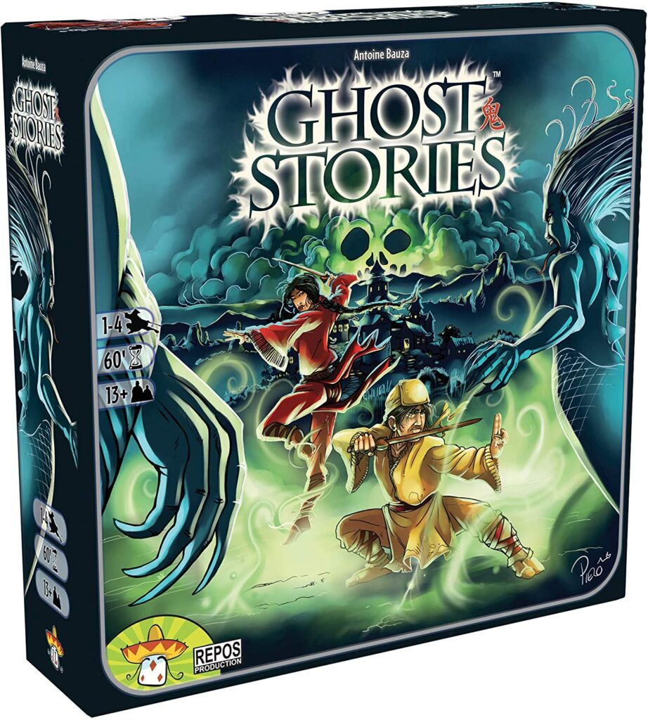 Ghost Stories Game