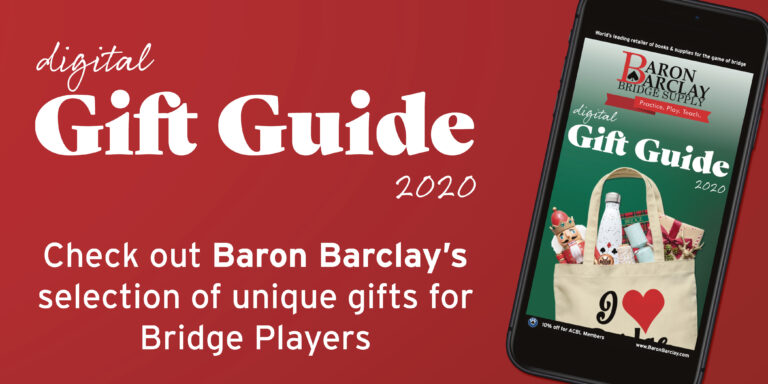 Baron Barclay Digital Gift Guide