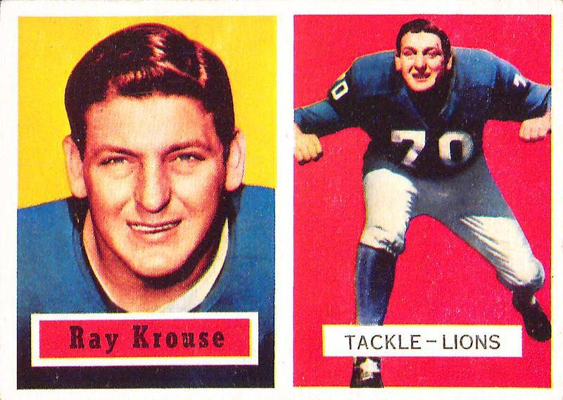 Shopping For Vintage NFL Playing Card Sets