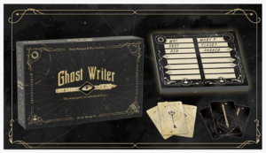 Ghost Writer Game