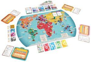 Trekking The World Game