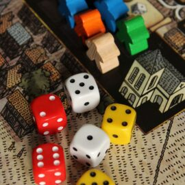 Who are the makers of popular baord games - Gifts for Card Players