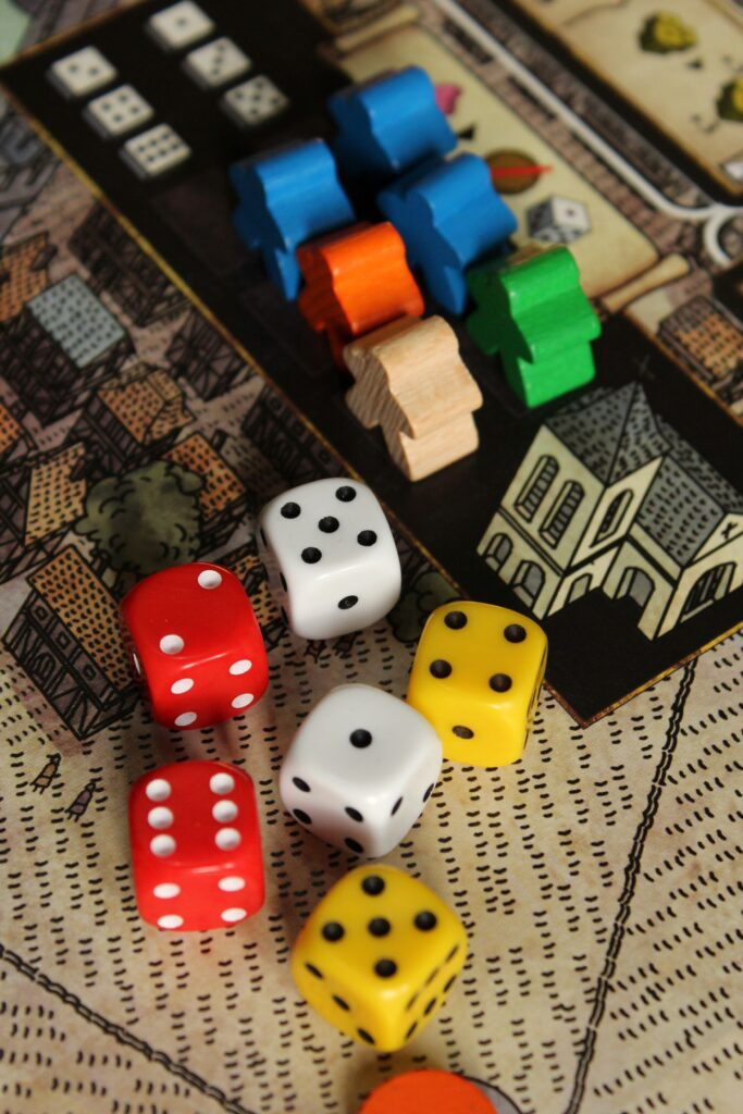 Who Are Makers Of Popular Board Games?